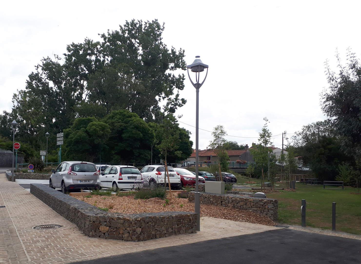 Square Utrillo Pont-Saint-Martin